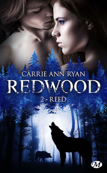 Couverture Redwood, tome 2 : Reed