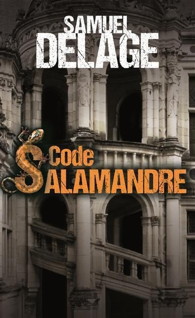Couverture Code Salamandre