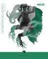 Couverture Les sentiers des astres, tome 3 : Meijo Editions Les Moutons Electriques 2019