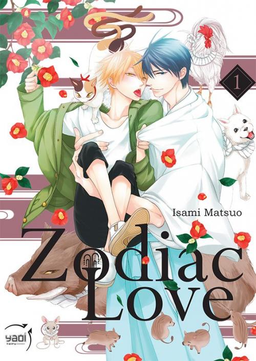 Couverture Zodiac Love, tome 1