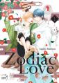 Couverture Zodiac Love, tome 1 Editions Taifu comics (Yaoï) 2019