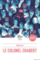 Couverture Le colonel Chabert Editions Librio 2018