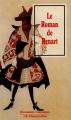 Couverture Le roman de Renart / Roman de Renart Editions Flammarion (GF - Etonnants classiques) 1996