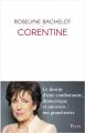Couverture Corentine Editions Plon 2019