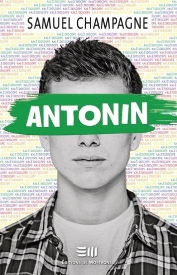 Couverture Antonin