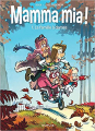 Couverture Mamma mia !, tome 1 : La famille à dames Editions Dupuis 2019