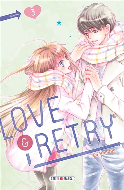 Couverture Love & Retry, tome 3