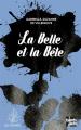 Couverture La belle et la bête Editions Talents Hauts (Les Plumées) 2019