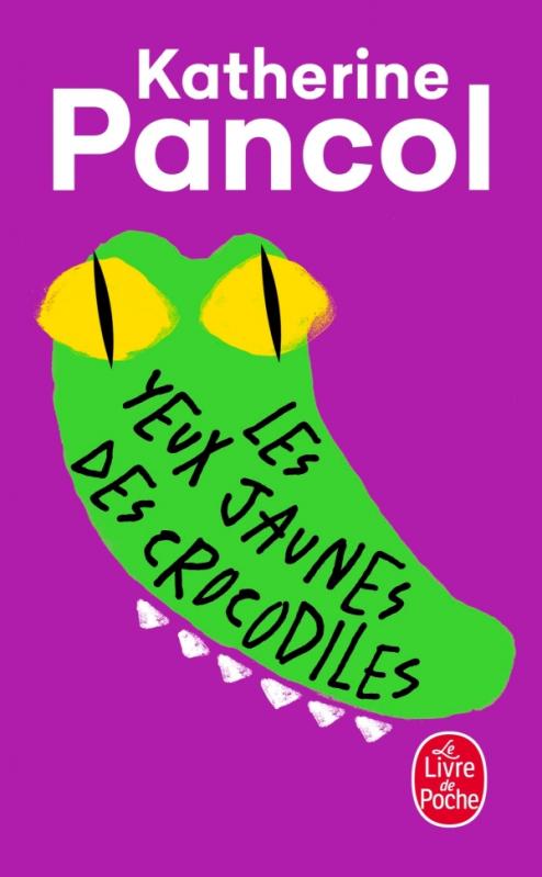 Couverture Joséphine Cortès, tome 1 : Les yeux jaunes des crocodiles