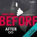 Couverture After, tome 6 : Before, partie 1 Editions Audible studios 2016