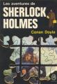 Couverture Les aventures de Sherlock Holmes Editions Le Livre de Poche (Policier) 1987
