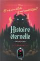 Couverture Histoire éternelle Editions Hachette (Heroes) 2019