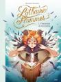 Couverture Lothaire Flammes, tome 1 : Chasseurs de monstres Editions Jungle ! 2019