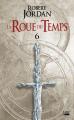 Couverture La Roue du Temps, tome 06 : Le Jeu des ténèbres Editions Bragelonne (Fantasy) 2019
