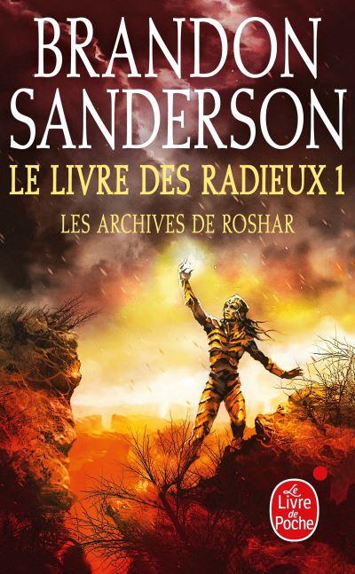 Couverture Les archives de Roshar, tome 3 : Le livre des radieux, partie 1
