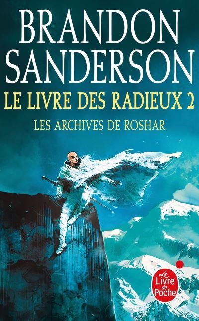 Couverture Les archives de Roshar, tome 4 : Le livre des radieux, partie 2