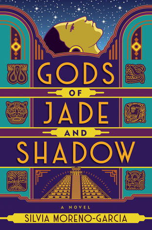 Couverture Gods of Jade and Shadow
