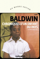 Couverture Chronique d'un pays natal / Chroniques d'un enfant du pays Editions Gallimard  (Du monde entier) 2019