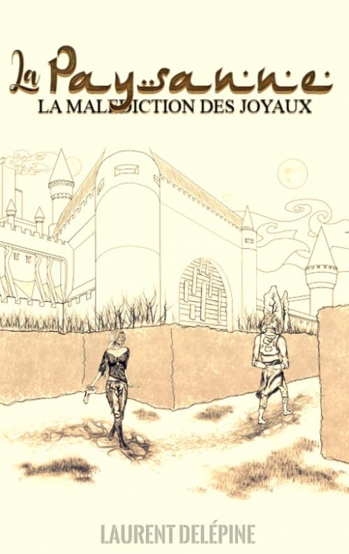 Couverture La Malédiction des Joyaux, tome 1 : La Paysanne