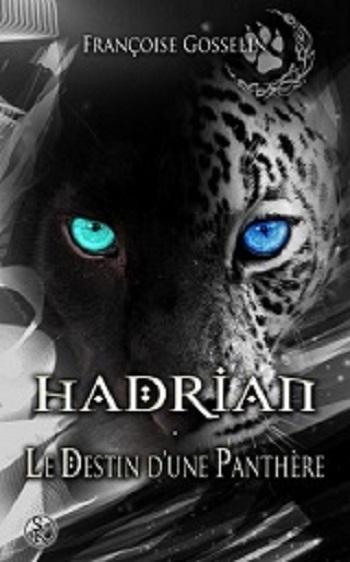 Couverture Alphas, tome hs : Hadrian : Le destin d'une panthère