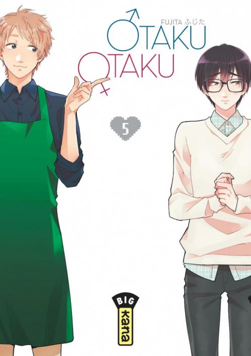 Couverture Otaku Otaku, tome 5