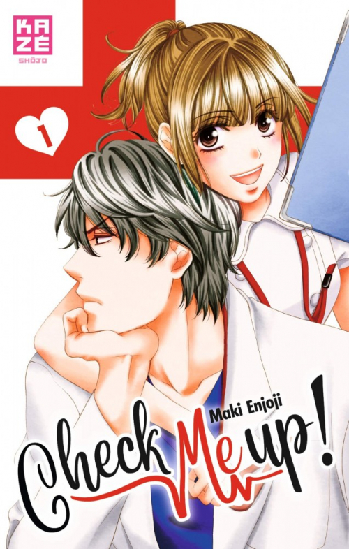 Couverture Check Me Up !, tome 1