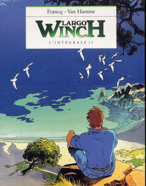 Couverture Largo winch, intégrale