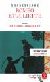 Couverture Roméo et Juliette Editions Le Livre de Poche (Les classiques pédago) 2019