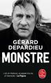 Couverture Monstre Editions Le Livre de Poche 2019