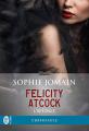 Couverture Felicity Atcock, intégrale Editions J'ai Lu 2017