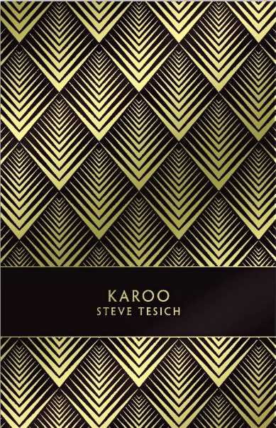 Couverture Karoo