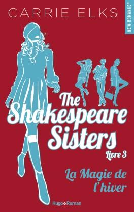 Couverture The Shakespeare Sisters, tome 3 : La magie de l'hiver