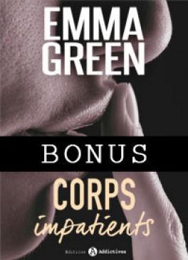 Couverture Corps impatients, tome 2.5 : Un goût d'éternité