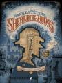 Couverture Dans la tête de Sherlock Holmes, tome 1 : L'Affaire du Ticket Scandaleux Editions Ankama 2019