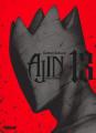 Couverture Ajin, tome 13 Editions Glénat (Seinen) 2019