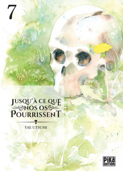 Couverture Jusqu'à ce que nos os pourrissent, tome 7