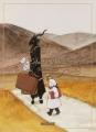 Couverture L'enfant et le maudit, tome 06 Editions Komikku 2019