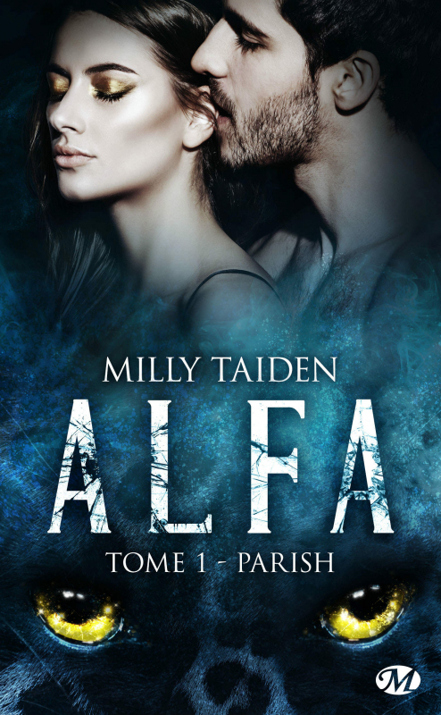 Couverture Alfa, tome 1 : Parish