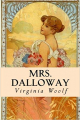 Couverture Mrs Dalloway Editions Amazon 2015