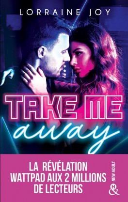 Couverture Take Me Away