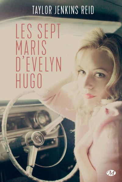 Couverture Les sept maris d'Evelyn Hugo