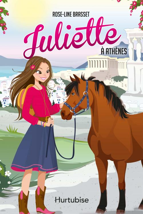Couverture Juliette, tome 11 : Juliette à Athènes (roman)