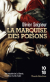 Couverture La Marquise des poisons Editions 10/18 (Grands détectives) 2019