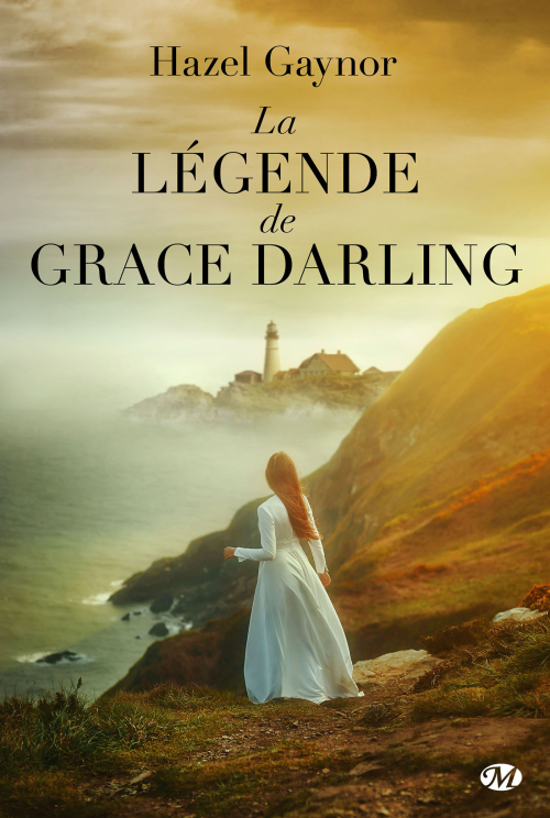Couverture La légende de Grace Darling