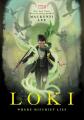 Couverture Loki : Les racines du mal Editions Marvel 2019