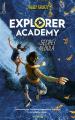 Couverture Explorer academy, tome 1 : Le secret Nebula Editions Hachette 2018