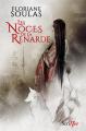 Couverture Les noces de la renarde Editions Scrineo 2019