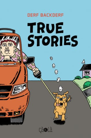 Couverture True stories