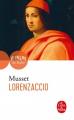 Couverture Lorenzaccio Editions Le Livre de Poche (Le Théâtre de Poche) 2019