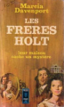 Couverture Les frêres Holt Editions Presses pocket 1954